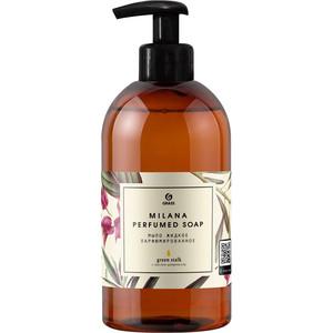 Жидкое мыло GRASS Milana Green Stalk парфюмированное 300 мл юбка milana