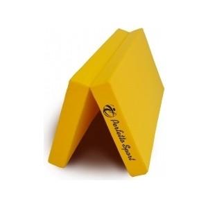 Мат PERFETTO SPORT № 3 (100 х 100 10) складной жёлтый