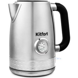 Чайник KITFORT KT-684 чайник holt ht kt 005 white