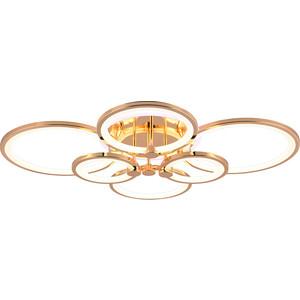 цена на Светодиодная люстра Profit Light 1277/6 FGD (BL+YL)