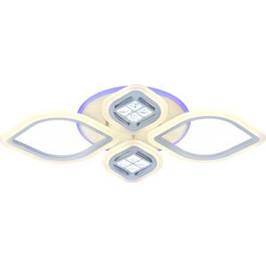 Светодиодная люстра Profit Light 18067/2+2 WHT