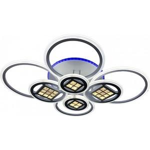Светодиодная люстра Profit Light 18030/8 A WHT a 8