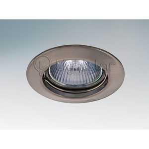 Точечный светильник Lightstar 11015 аврора идилия 11015 1l
