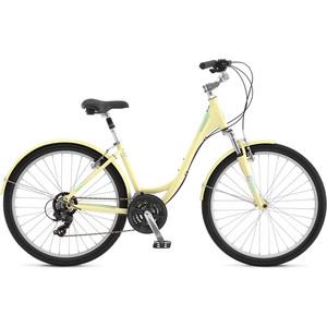 Велосипед Schwinn Sierra Women 26 (2019), разм. S жёлтый