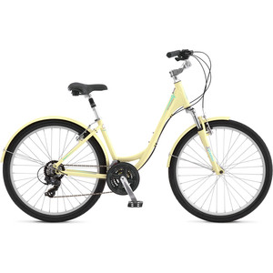 Велосипед Schwinn Sierra Women 26 (2019), разм. M жёлтый