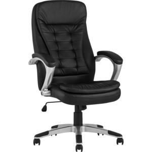 Кресло руководителя TopChairs Control черное SA-1693A-2