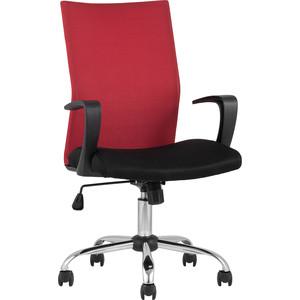 Кресло офисное TopChairs Balance D-214 red