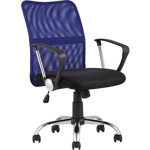 Кресло офисное TopChairs Junior SA-4007 blue