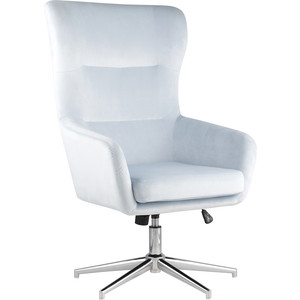 Кресло Stool Group Артис регулируемое светло-голубой ARTIC HLR-53