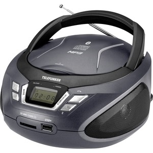 цена на Аудиомагнитола TELEFUNKEN TF-CSRP3495B