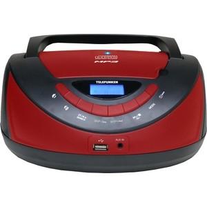 цена на Аудиомагнитола TELEFUNKEN TF-CSRP3497B