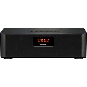 Радиобудильник Hyundai H-RCL340 black