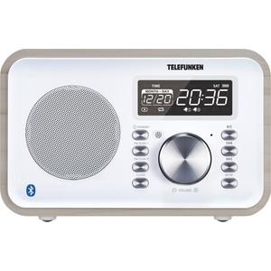 Радиоприемник TELEFUNKEN TF-1581UB white радиоприемник telefunken tf 1571 белый