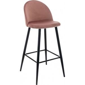 Барный стул Woodville Dodo bar темно-розовый