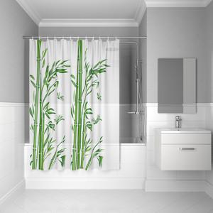 Штора для ванной IDDIS Promo 180x180, зеленая (P20PV11i11)