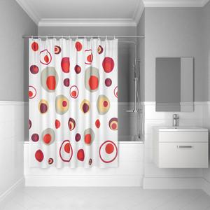 Штора для ванной IDDIS Promo 180x180, разноцветная (P19PV11i11) штора для ванной 180 180 см пэт однотонный 10 40