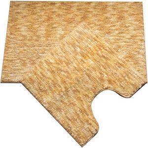 Набор ковриков для ванной IDDIS Basic 80x50, 50x50, бежевый (B15M580i12)