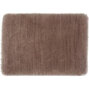 Коврик для ванной IDDIS Basic 65x45, бежевый (B05M465i12) luxberry коврик для ванной vintage 2 цвет мокко 70х100 см