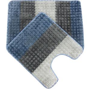 Набор ковриков для ванной IDDIS Promo 65x45, 45x50, разноцветный (P36M465i12)