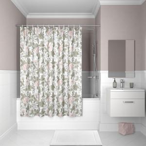 Штора для ванной IDDIS Decor 180x200, бежевая (D05P218i11)