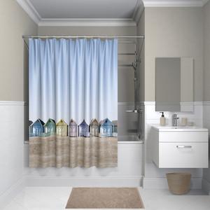 Штора для ванной IDDIS Basic 180x200, разноцветная (B28P218i11)