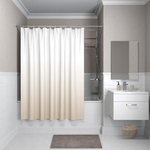 Штора для ванной IDDIS Basic 180x200, бежевая (B02P218i11)