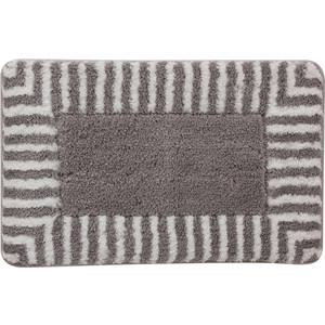 Фото - Коврик для ванной IDDIS Basic 80x50, серый (B02M580i12) коврик серый 80x50 abc la cucina zen