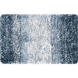 Коврик для ванной IDDIS Basic 80x50, синий (B01M580i12)