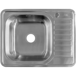 Кухонная мойка IDDIS Basic (BAS65SLi77)