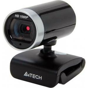 Фото - Веб-камера A4Tech PK-910H FullHD коврик для мыши a4tech b 080 игровой покрытие микрофибра прорезиненная основа bloody hand 43см 35см 0 4см