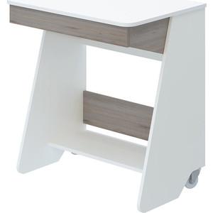 Стол компьютерный МЭРДЭС СК-7 БЕН белый/нельсон стол компьютерный merdes домино нельсон ск 7
