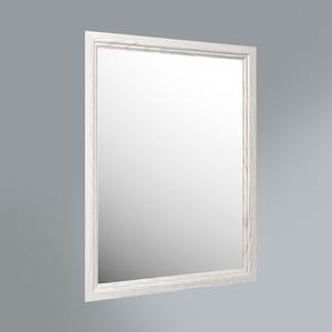 Зеркало Kerama Marazzi Pompei 60 в багетной раме, с подсветкой, белое (PR.mi.60\WHT)