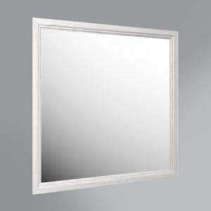 Зеркало Kerama Marazzi Pompei 80 в багетной раме, с подсветкой, белое (PR.mi.80\WHT)