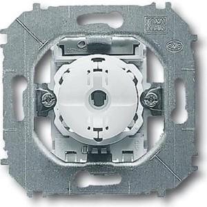 Выключатель ABB двухклавишный Impuls 10A 250V с подсветкой