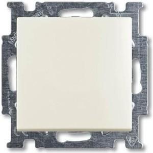 Переключатель ABB одноклавишный перекрестный Basic55 10A 250V слоновая кость переключатель одноклавишный schneider electric sedna 10a 250v sdn0400170