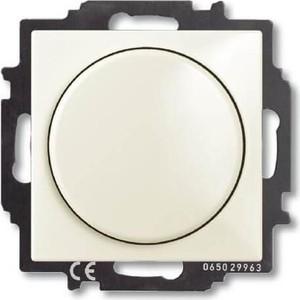 Диммер ABB Busch-Dimmer Basic55 chalet - белый