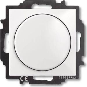 Диммер ABB Busch-Dimmer Basic55 альпийский белый