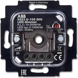 Диммер ABB поворотный LED BJE 100W