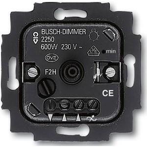 Диммер ABB поворотный для л/н BJE 600W
