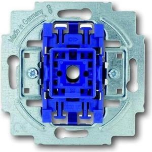 Переключатель ABB одноклавишный BJE 10A 250V (2CKA001012A2110) переключатель одноклавишный schneider electric sedna 10a 250v sdn0400170