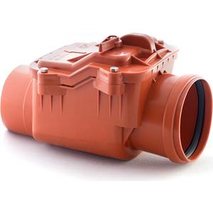 Клапан РосТурПласт обратный канализационный DN 110 (11639) клапан обратный ostendorf dn110