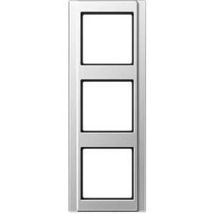 цена на Рамка Jung 3-постовая A 500 алюминий A583AL