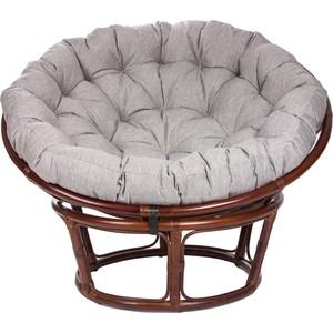 Кресло для отдыха Мебель Импэкс MI-003 Papasan chair с подушкой коньяк