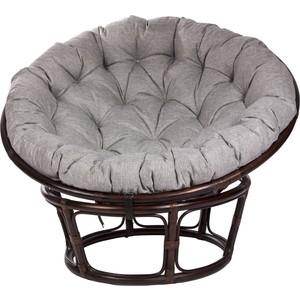 Кресло для отдыха Мебель Импэкс MI-003 Papasan chair с подушкой орех