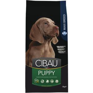 Сухой корм Farmina CIBAU Puppy Maxi для щенков крупных пород 12кг farmina farmina cibau puppy mini 800 г