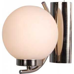 Бра Arte Lamp A8170AP-1SS arte lamp бра arte lamp 78 a7957ap 1ss