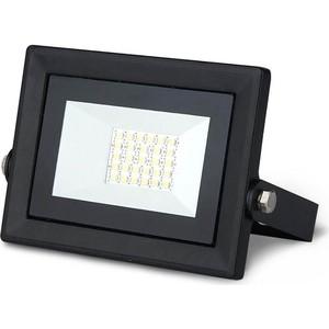 Прожектор Gauss светодиодный Qplus 20W 6500К 613511320 прожектор gauss светодиодный elementary 20w 6500к 628511320