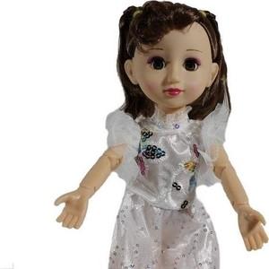Кукла интерактивная Zhorya Загадочная принцесса Света, звук, свет кукла невеста 45 см свет звук бат вх в компл в ассорт пакет