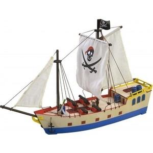 Собранная деревянная модель автомобиля Artesania Latina PIRATE SHIP BUILT