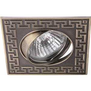 Точечный поворотный светильник Artelamp A2107PL-3AB